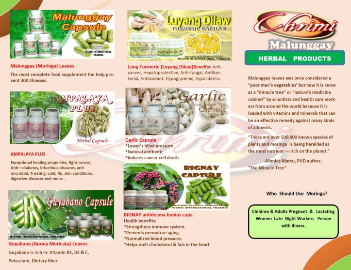 Chrimi Maluggay Herbal Products