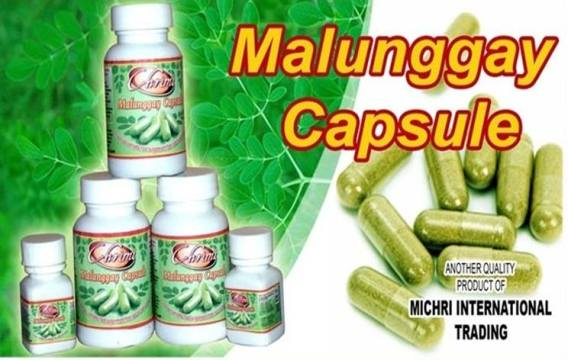 Chrimi Malunggay Capsule suplement